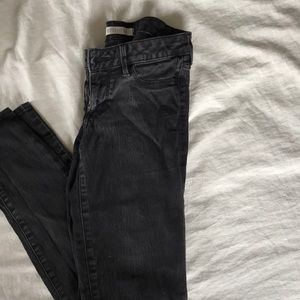 Denim - Skinny Black Denim
